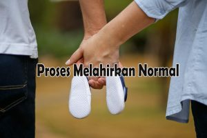proses melahirkan normal